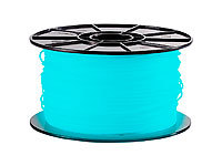 "FreeSculpt ABS-Filament für 3D-Drucker ""Glow-in-the-dark"", 1kg, blau"